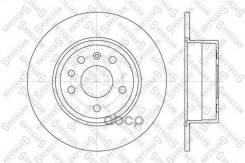 Диск Тормозной Задний! Opel Vectra, Saab 900 1.6-1.7td 99> Stellox арт. 6020-3624-SX 6020-3624-Sx_