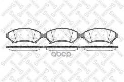Колодки Дисковые П.! Pontiac Trans Sport 97>/Bonneville 00-05, Cadillac Deville 97-05 Stellox арт. 652002BSX 652 002b-Sx_ Stellox 652002BSX
