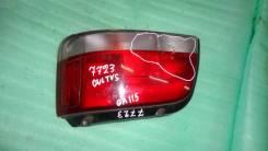 Стоп сигнал задний фонарь задняя фара для Suzuki Cultus GA11S Сузуки Култус Балено Baleno Задний Правый - 1995 - 2002 (контрактная запчасть)