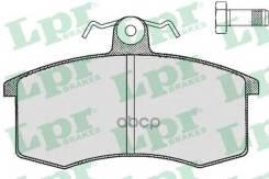 Колодки Тормозные Передние Lada 2108-099, 2110-2112, Kalina, Granta, Priora 05p288 Lpr арт. 05P288