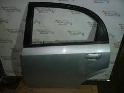 Дверь задняя левая Chevrolet Lacetti 2004-2013