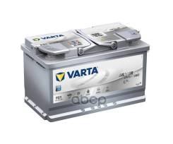 Аккумуляторная Батарея Silver Dynamic Agm [12v 80ah 800a B13] Varta арт. 580901080