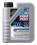 Рекомендовано Для Volvo) Liqui moly 0w-30 Sl/Cf Special Tec V 1л