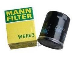 Фильтр Масляный 1535505 MANN-Filter арт. W6103