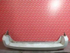 Бампер задний Honda HR-V GH3, (контракт. ), цв. белый, 3-3, 1я модель