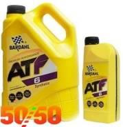 Синт. трансмисионное масло ATF VI 1L 36591 Bardahl