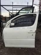 Дверь Daihatsu YRV M201G, левая передняя