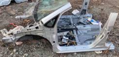Порог кузова левый Toyota Prius NHW20 цвет 1F7 2009 год