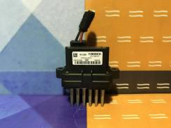 Резистор вентилятора печки Chevrolet Cruze 2009