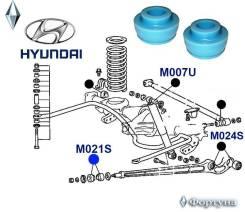 Втулка MB584146 M021S, HY-M021S, CD-M021S, MB 584146, MB584-146, 16*38*49, Mitsubishi Pajero (L141G, L144G, L146G, L149G, )04/1982 - 12/1990, Hyundai Galloper/Innovation [ED] 19/05/2000-01/12/2003, Chrysler Dodge Raider(2.6L, 5-Speed Ma, шт
