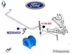 Втулка стабилизатора LB94-28-156 MZ004SV, f-MZ004SV, LB9428156, 3 665 958, 3665958, I. D-25мм, Mazda Proceed/Marvie (UF66M, UV56R, UVL6R, )02.1996 - , MPV/4WD rear stabilizer(LV5W, LVEW, LVLR, LVLW, ) 1995 - , B1800/B2200/B2500/B2600(UF, )02. 1996...