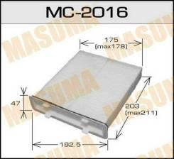 Фильтр салонный Masuma [MC2016]