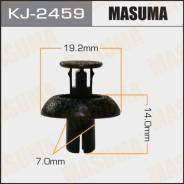 Клипса автомобильная Masuma [KJ2459]