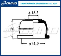 Пыльник рулевого наконечника 5-825 [DC1520]