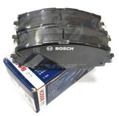 Колодки тормозные, комплект Bosch [0986AB2396]