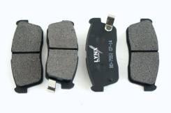 Колодки тормозные передние LYNXauto [BD7551]