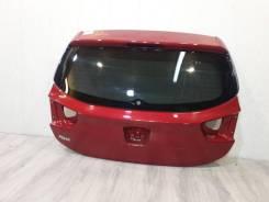 Дверь багажника со стеклом KIA Rio 3 2012-2017 [737001W220]