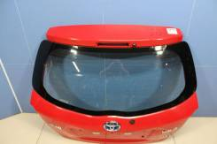 Стекло двери багажника Toyota Yaris 2011-2017 [681050D130]