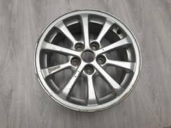 Диск колесный алюминиевый R16 Mitsubishi Lancer CX CY 2007- [4250B731]