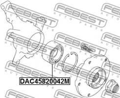 Подшипники ступичные Подшипник ступичный передний 45x82x42 DAC45820042M [1164534]