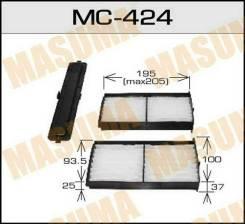 Салонные фильтры Фильтр салона masuma (vic ac-301e) MC-424 [4977]