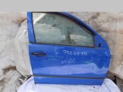 Дверь передняя правая Skoda Fabia 1999-2006