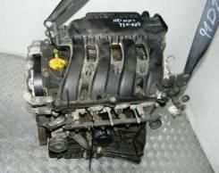 Двигатель бензиновый Renault Scenic 2004 [F4R,770,771]