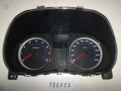 Панель приборов АКПП 4х ступ [940034L210] для Hyundai Solaris I [арт. 186752]