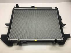Радиатор D4CB 625*510*75 KIA Bongo 3 11- [253104E150, 253104E150, 253104E160]