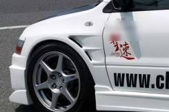 Передние крылья - Mitsubishi Lancer EVO 7 Chargespeed