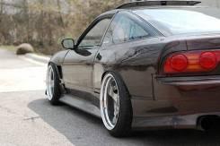 Передние крылья - Nissan 180SX Silvia - M-Sports +20мм