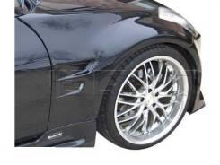 Передние крылья - Nissan 350Z D-Max +20мм