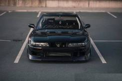 Передние крылья - Nissan S13 Silvia BN-Sports BlisterWide +50мм