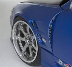 Передние крылья - Nissan S15 Silvia D-MAX D1 Spec +40мм