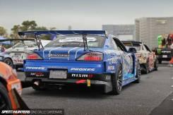 Передние крылья - Nissan S15 Silvia GP Sport +50мм