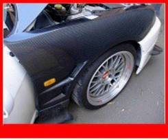 Передние крылья - Nissan Skyline R33 Dmax Spec D1 +30mm