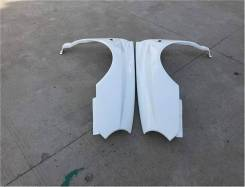 Передние крылья - Subaru Impreza WRX STI GDA GDB 01-02г. v7 Blister +25мм
