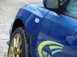 Передние крылья - Subaru Impreza WRX STI GDA GDB 03-05г. v8 WRC