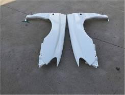 Передние крылья - Subaru Impreza WRX STI GDB GDA 06-07г. V9 +25мм