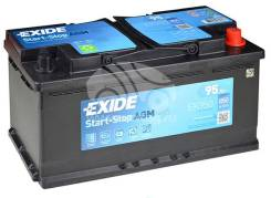 Аккумулятор Exide EK950
