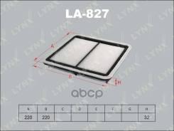 Фильтр Воздушный LYNXauto арт. LA827