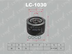 Фильтр Масляный LYNXauto арт. LC1030