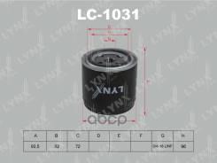 Фильтр Масляный LYNXauto арт. LC1031