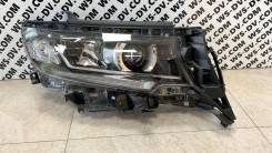 Фара передняя правая RH для Land Cruiser Prado 150 18-20г Оригинал