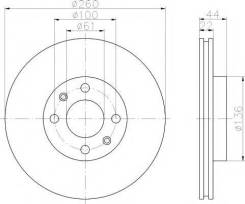 Диск тормозной с покрытием PRO | перед прав/лев | LADA Largus Box 1.6 03.2012 - Nissan NOTE (E11, NE11) 1.6 03.2006 - 06.2012 | Textar 92119203 | [92119203]