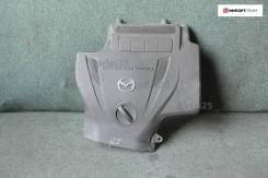 Пластиковая крышка на двс Mazda CX-7, передняя