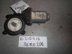 Моторчик стеклоподъемника задний правый [400681T] для Peugeot 206 [арт. 210416]