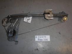 Стеклоподъемник задний правый [9627332480] для Peugeot 206 [арт. 210414]