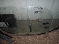 Стекло двери задней левой [96255769] для Daewoo Matiz [арт. 213199]