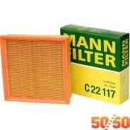 Фильтр воздушный C22117 MANN-Filter